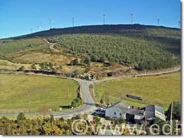 O Acevo de Monteseiro, A Fonsagrada (Lugo)