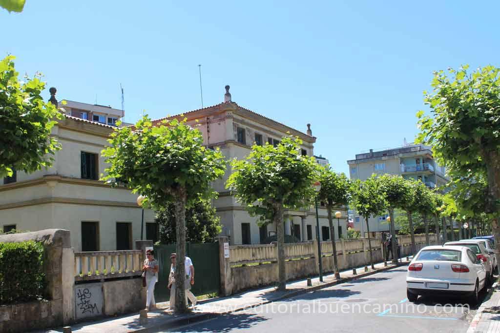 Hospital de peregrinos Ebro-Etxea