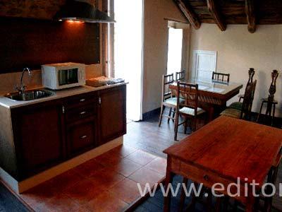 Albergue casa peltre for Ruta del mueble sarria