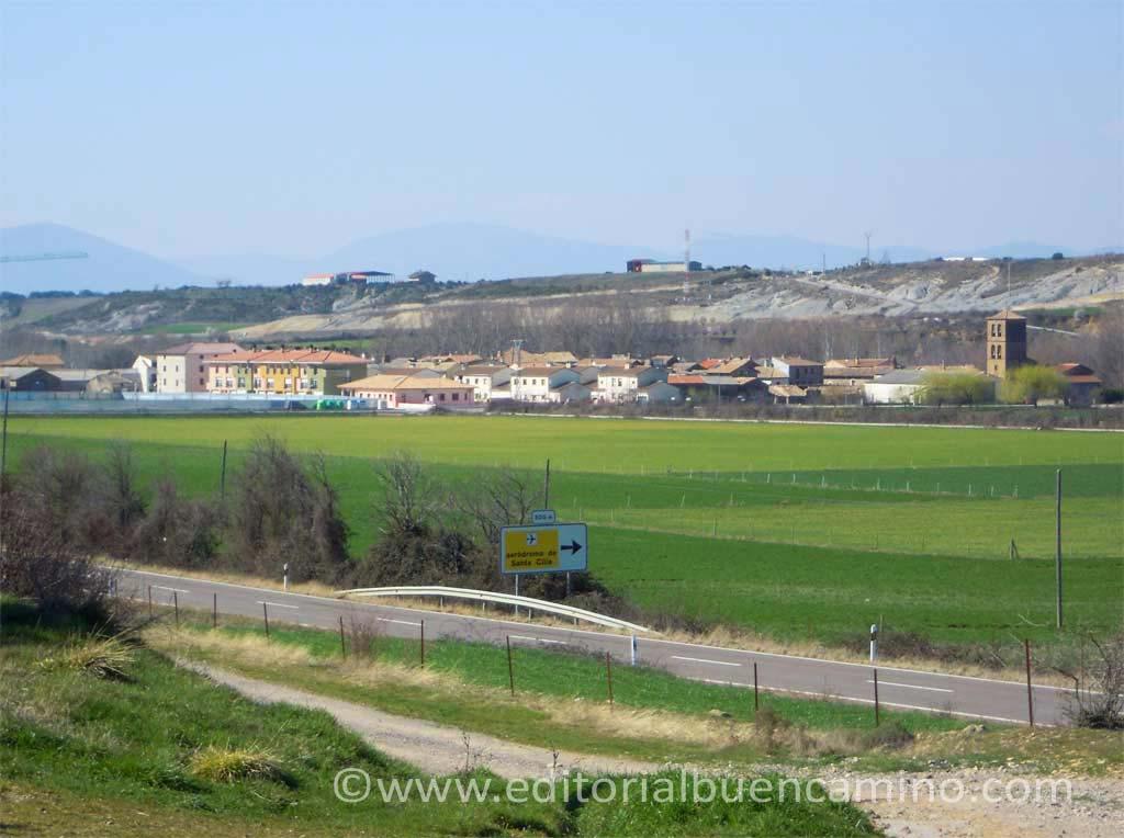 Santa cilia de jaca camino de santiago gu a definitiva etapas albergues rutas - Piscina municipal jaca ...