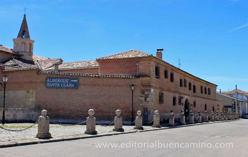 Albergue de peregrinos y hospedería del Convento de Santa Clara