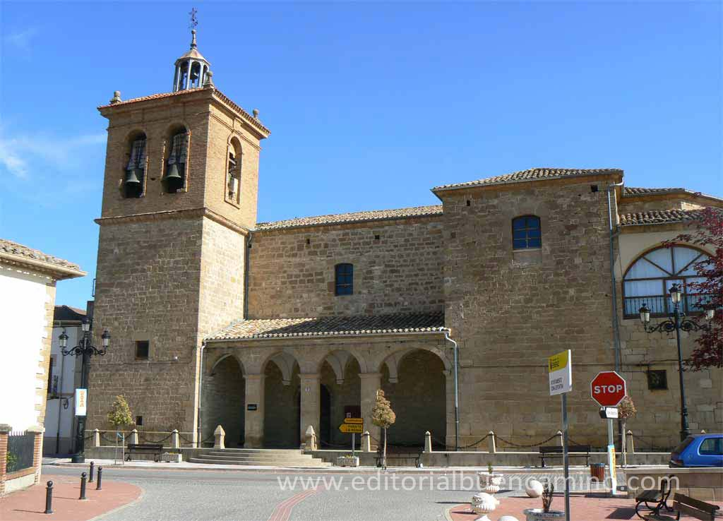 Iglesia de Santa María Magdalena de Enériz