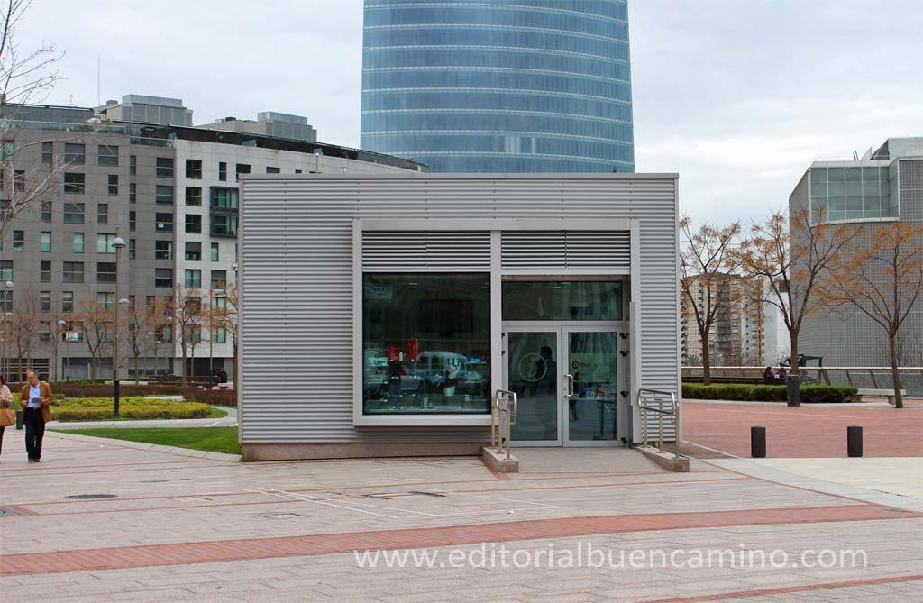 Punto de Información Turística de Bilbao