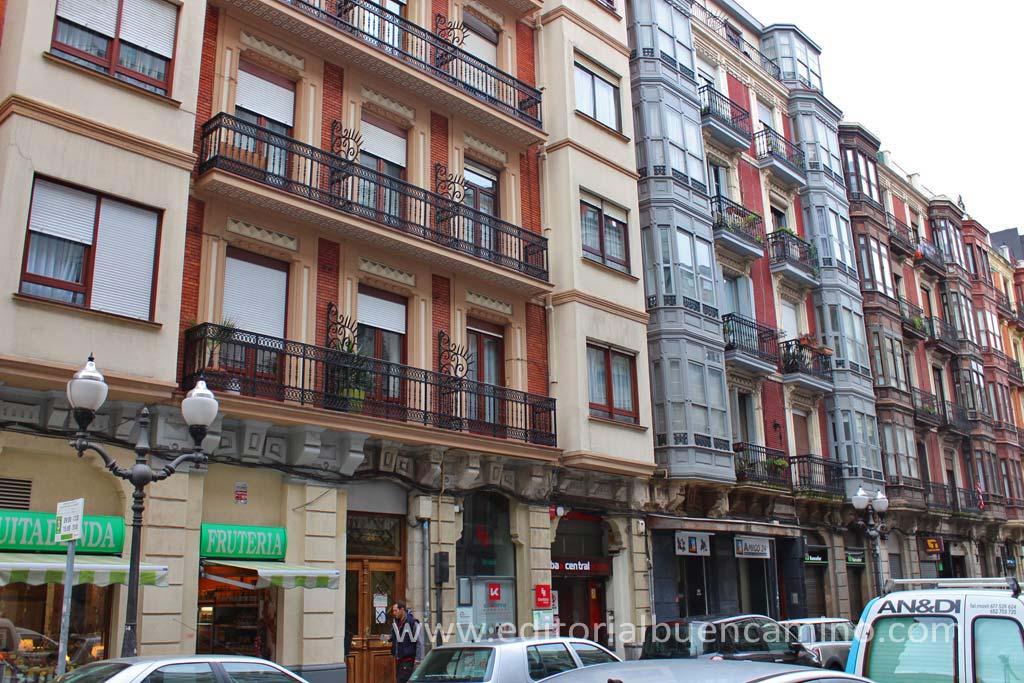 Albergue Bilbao Central Hostel