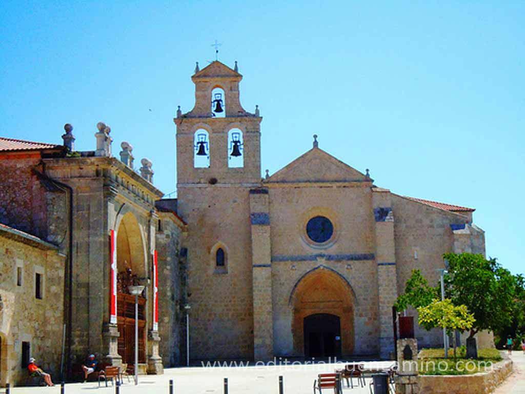 Albergue de peregrinos del monasterio de San Juan de Ortega
