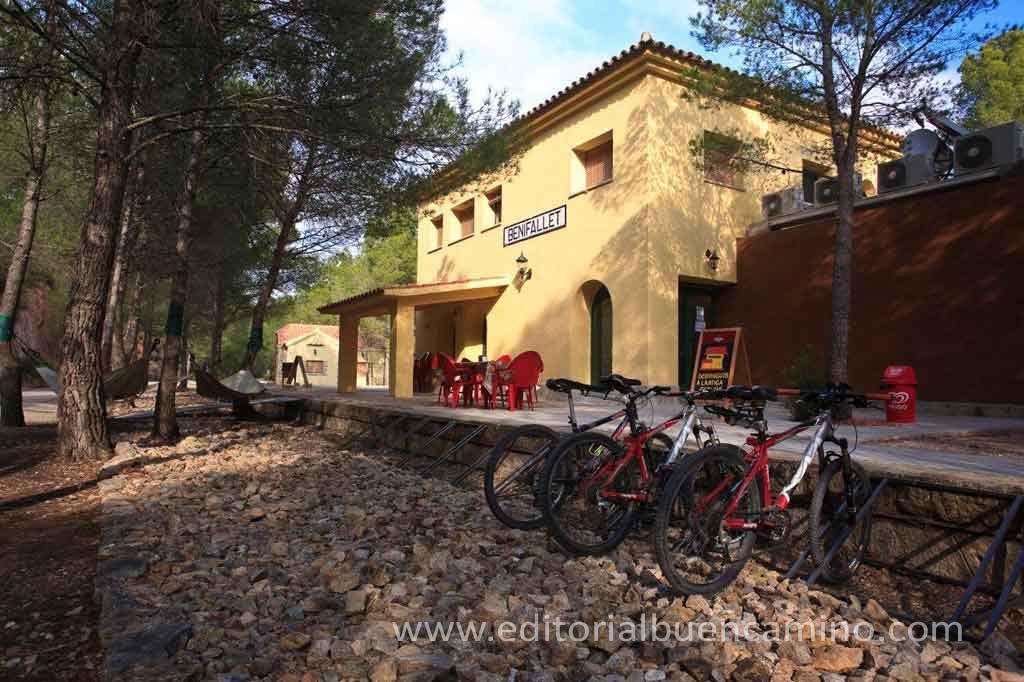 Albergue de la Estación de Benifallet