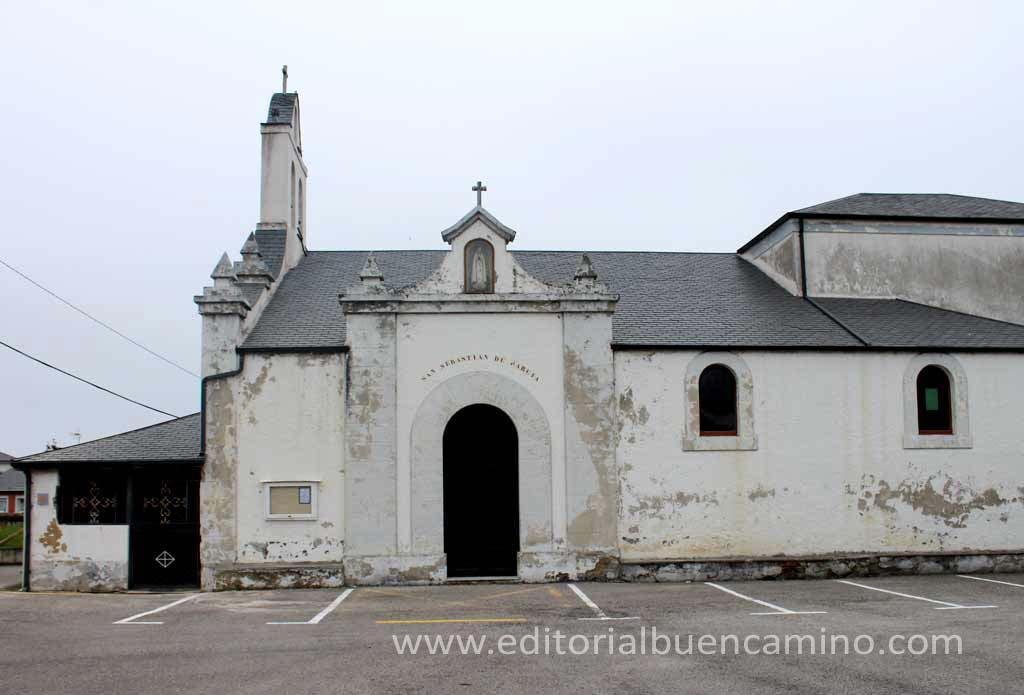 Iglesia parroquial de Barcia