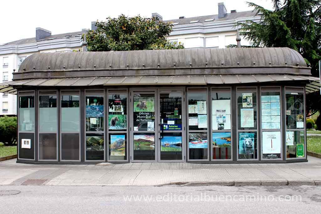 Oficina de Turismo de Navia