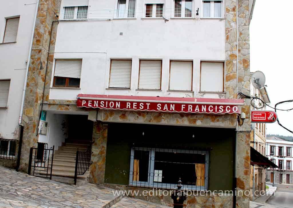 Pensión San Francisco