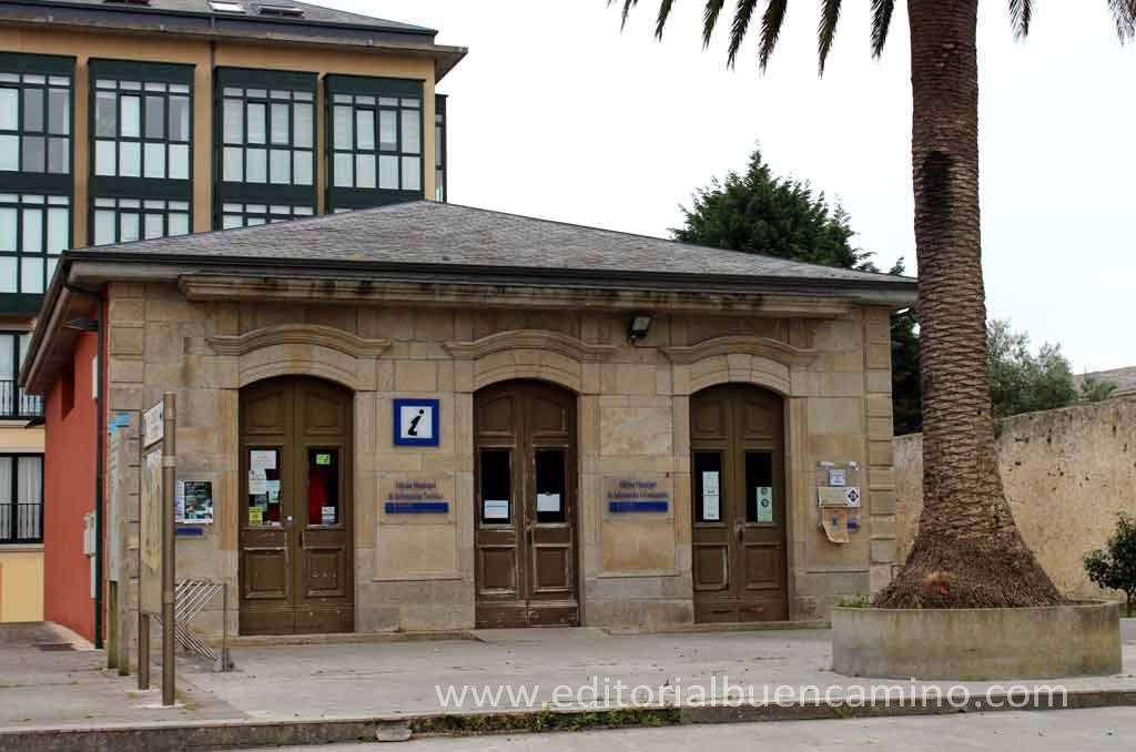 Oficina de Turismo de Ribadeo
