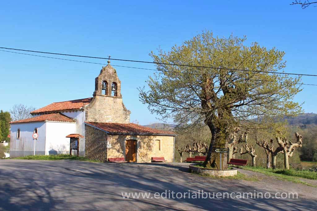 Iglesia de San Pedro en Castañera