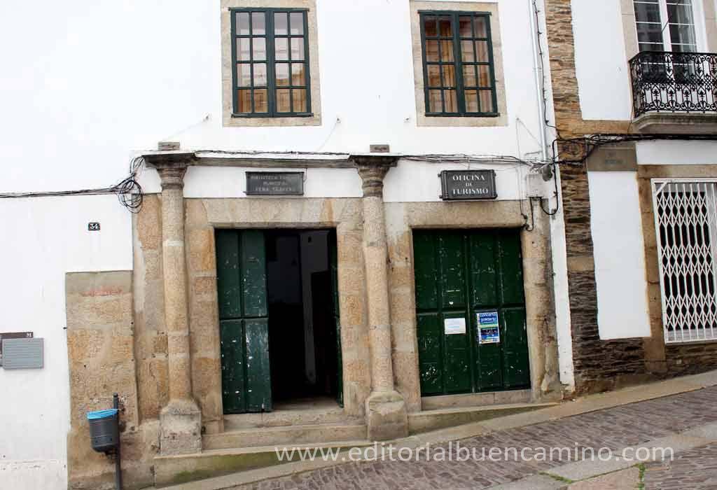 Oficina Municipal de Turismo de Mondoñedo