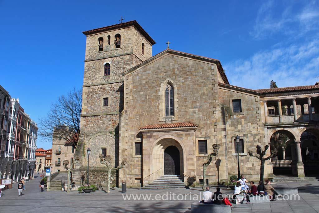 Antigua parroquia de San Nicolás de Bari