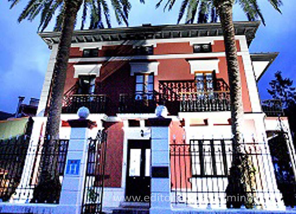 Casa de Indianos Don Tomás