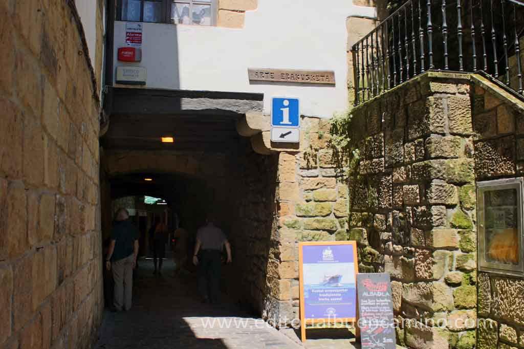 Pasaia pasajes camino de santiago - Oficina de turismo de barcelona ...