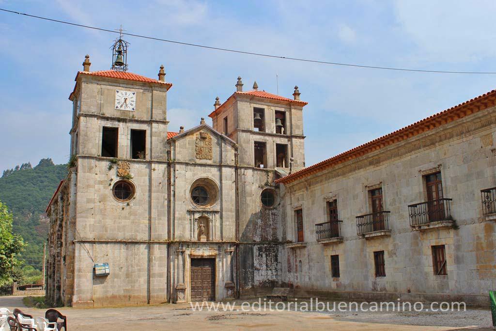 Monasterio de Salvador de Cornellana