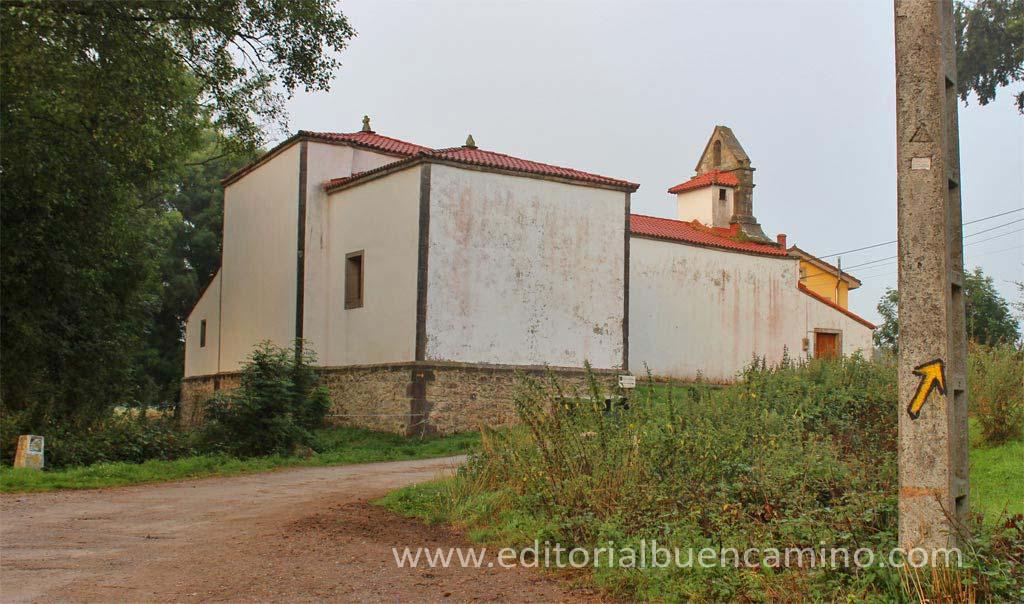 Iglesia de Santa Marina (Bodenaya)
