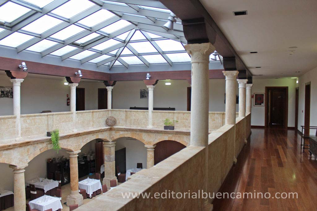 Albergue y Hotel&SPA Palacio de Meras