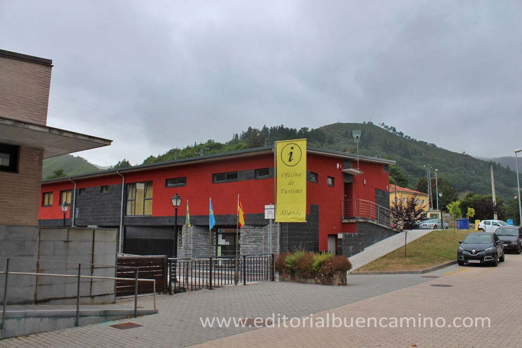 Oficina de Información Turística de Pola de Allande