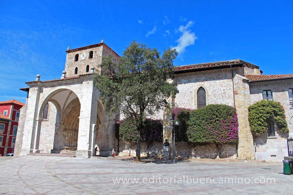 Iglesia de Santa María del Concejo
