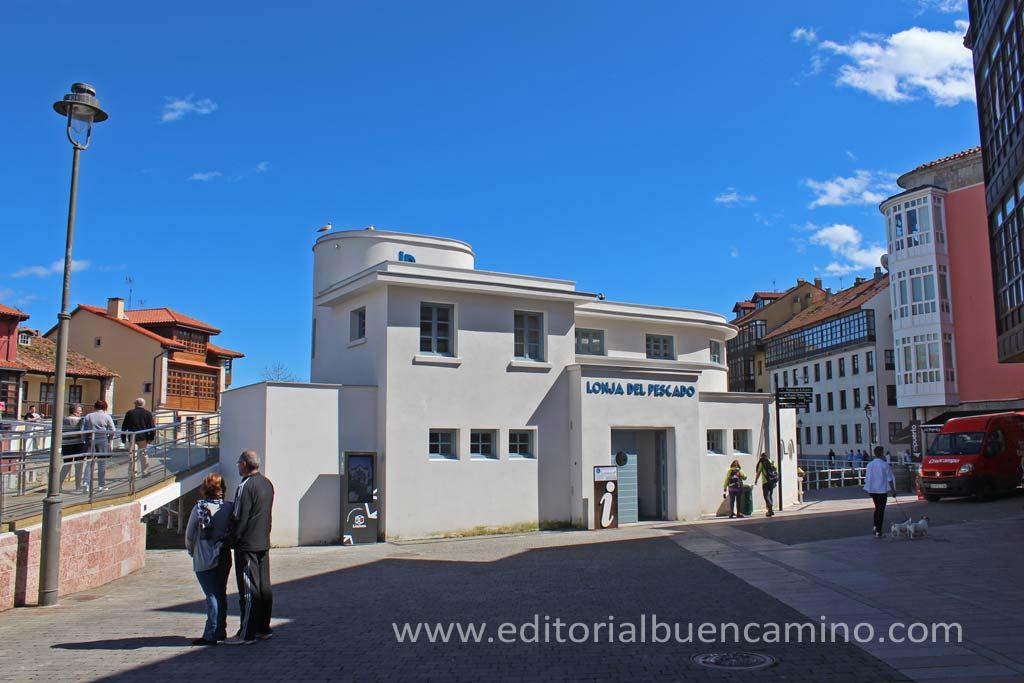 Oficina de turismo llanes camino de santiago for Oficina turismo asturias
