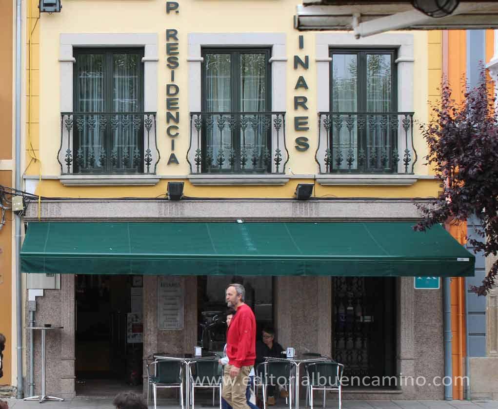 Pensión Linares