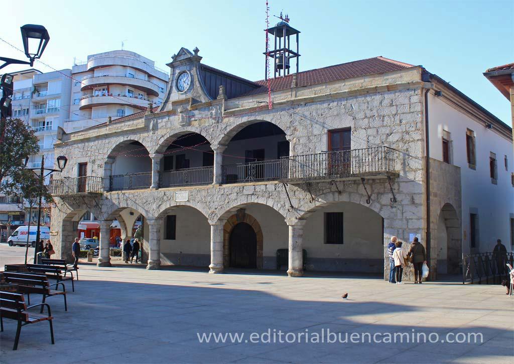 Antiguo edificio del Ayuntamiento
