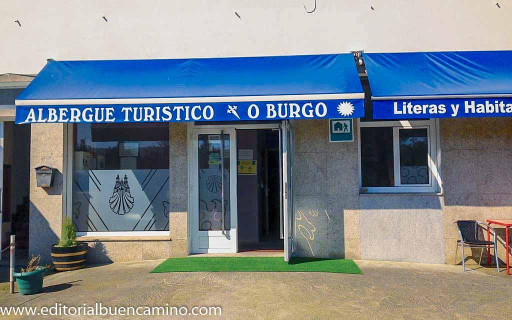 Albergue O Burgo