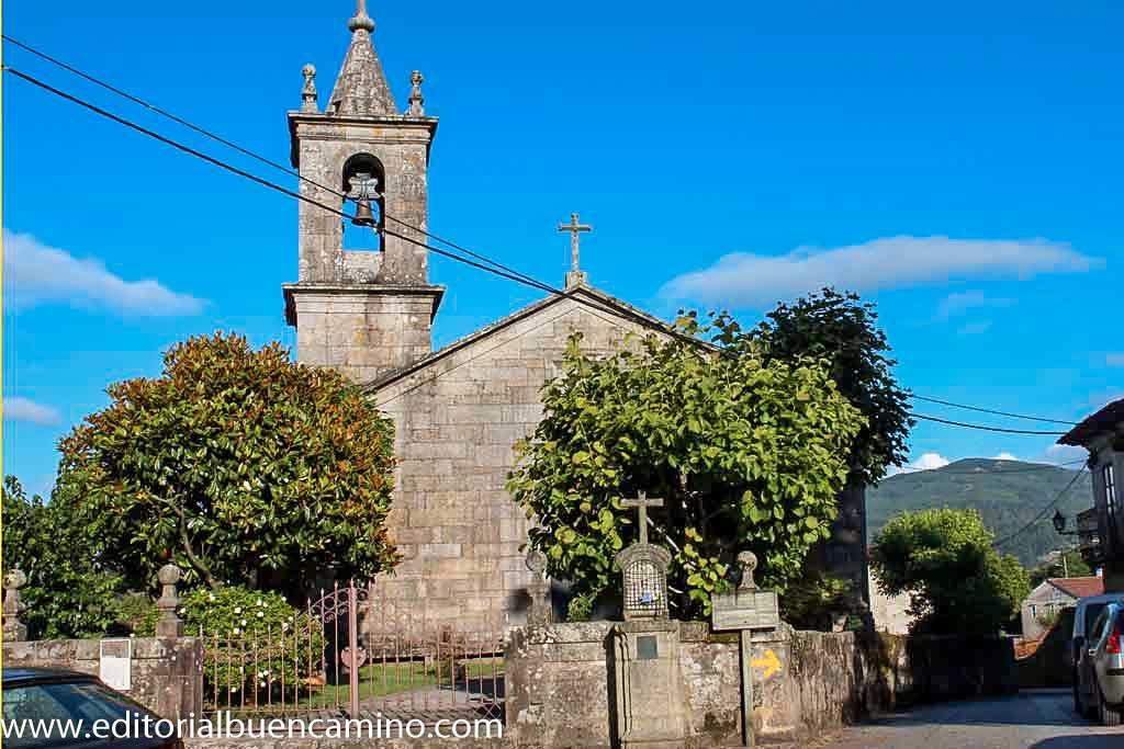 Iglesia San Bartolomé de Rebordáns