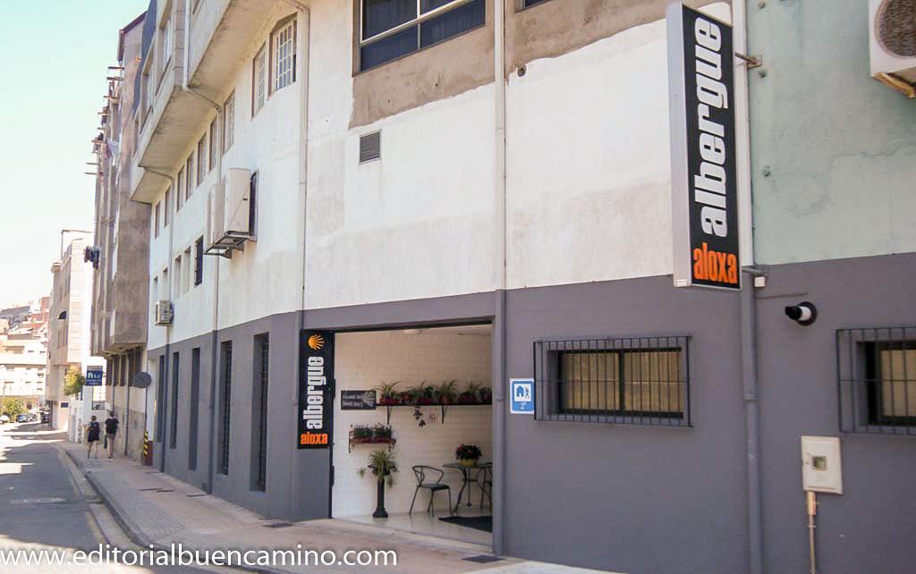 Albergue Aloxa Hostel