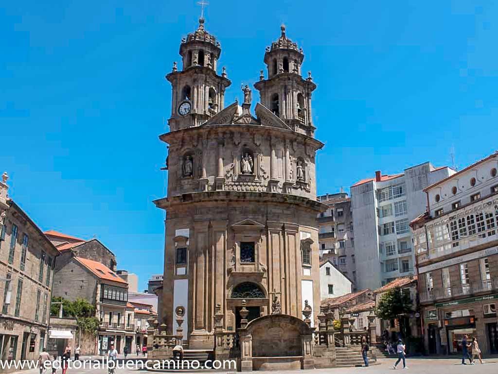 Santuario de la Virgen del Refugio y Divina Peregrina