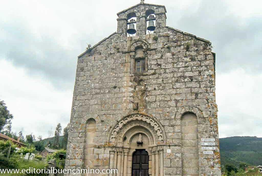 Iglesia de Santa María de Herbón