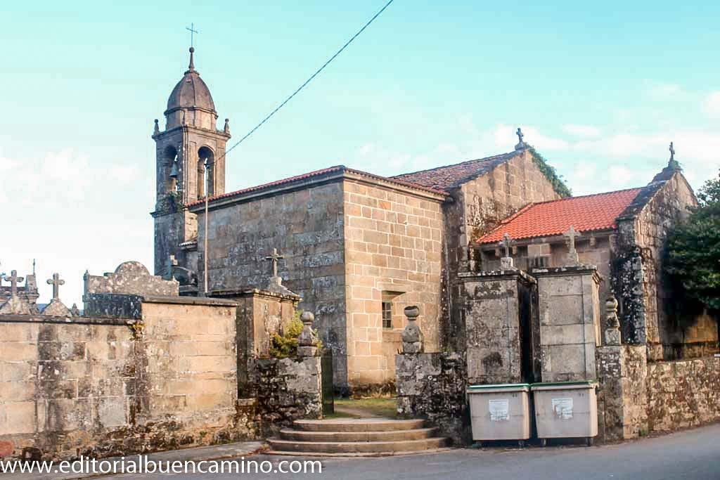 Iglesia de Santa María de Cruces
