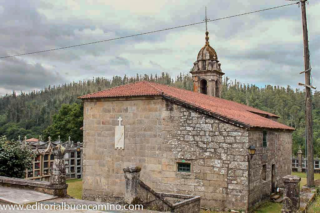 Iglesia de Santa María de Trasmonte