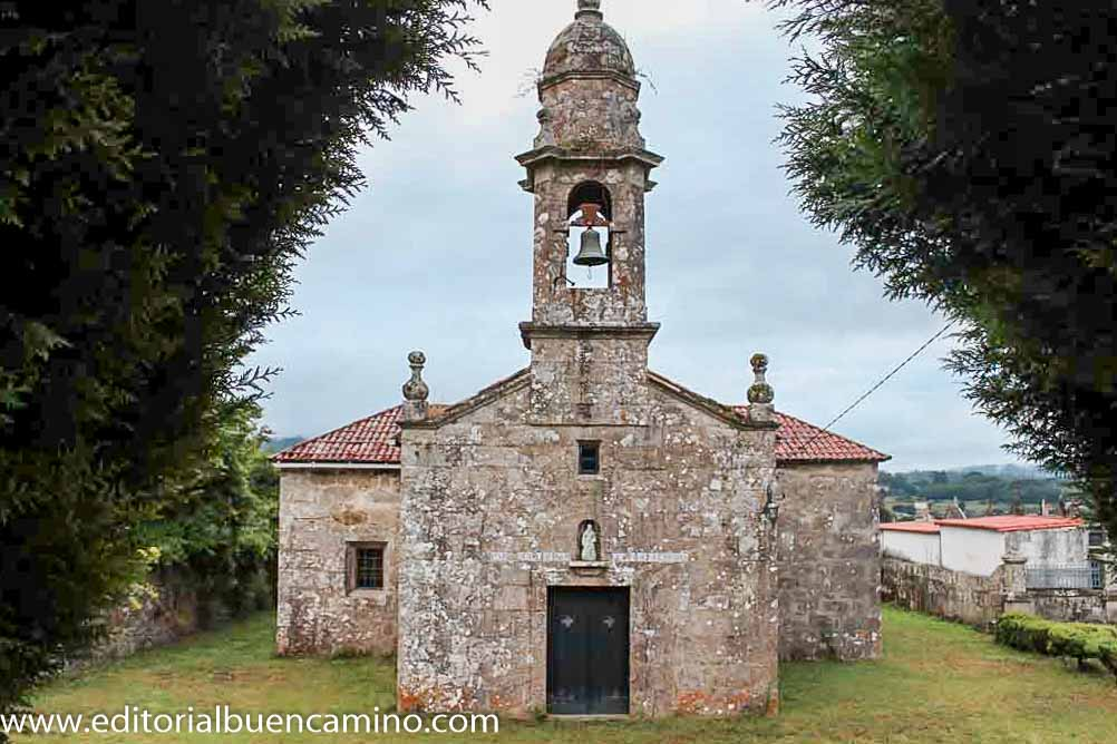 Iglesia Parroquial de San Xián