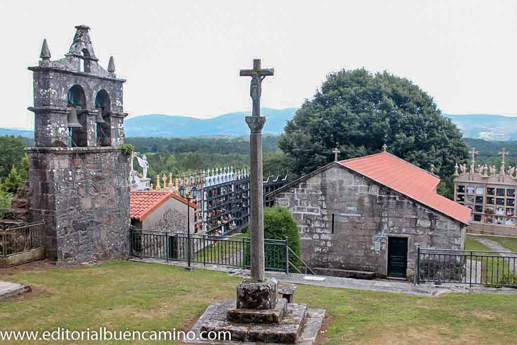 Iglesia de San Cristovo de Corzón