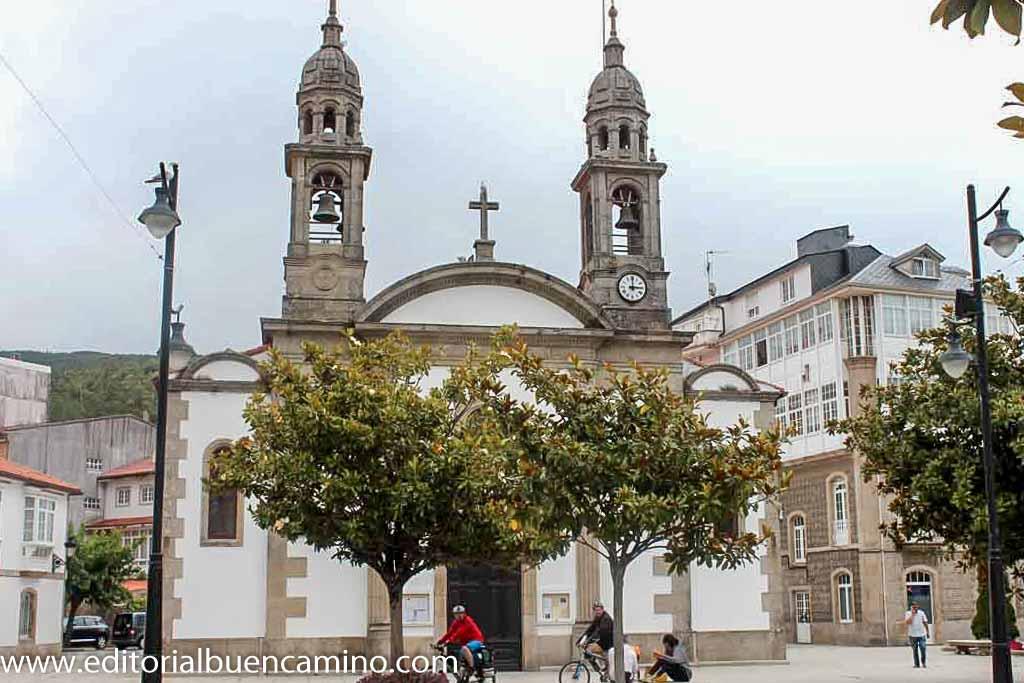 Iglesia parroquial de Santa María da Xunqueira