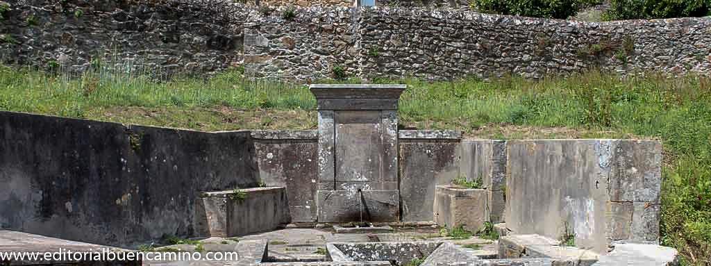 Fuente de San Martiño
