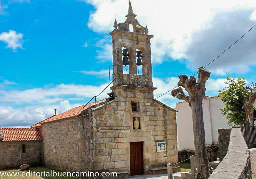 Iglesia de San Martiño de Duio