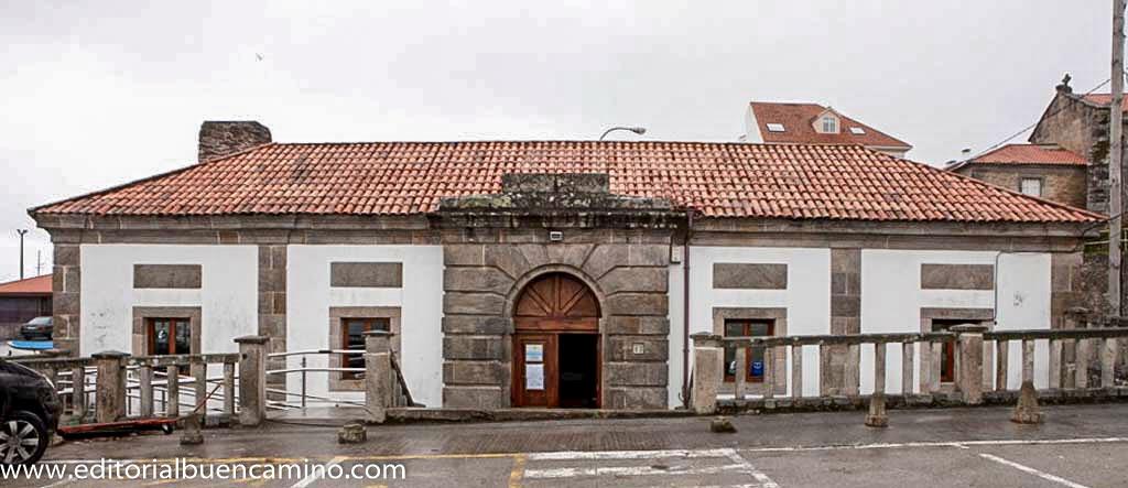Oficina de Turismo de Corcubión