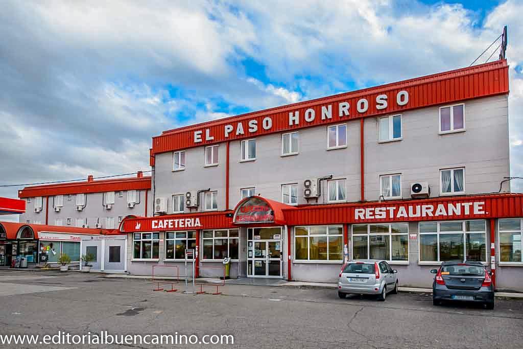 Hotel El Paso Honroso