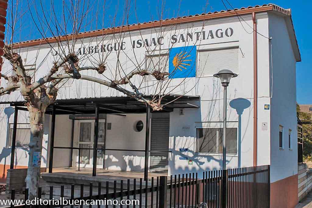 Albergue de peregrinos Isaac Santiago