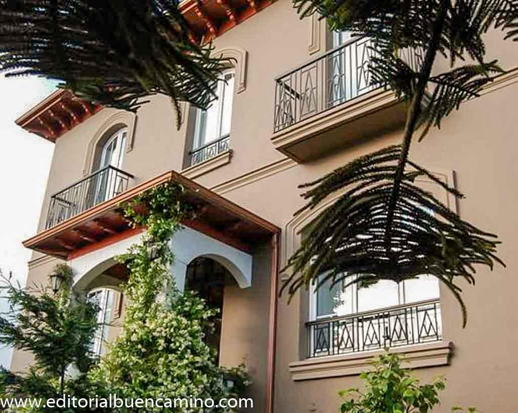 Hotel Casona Naviega