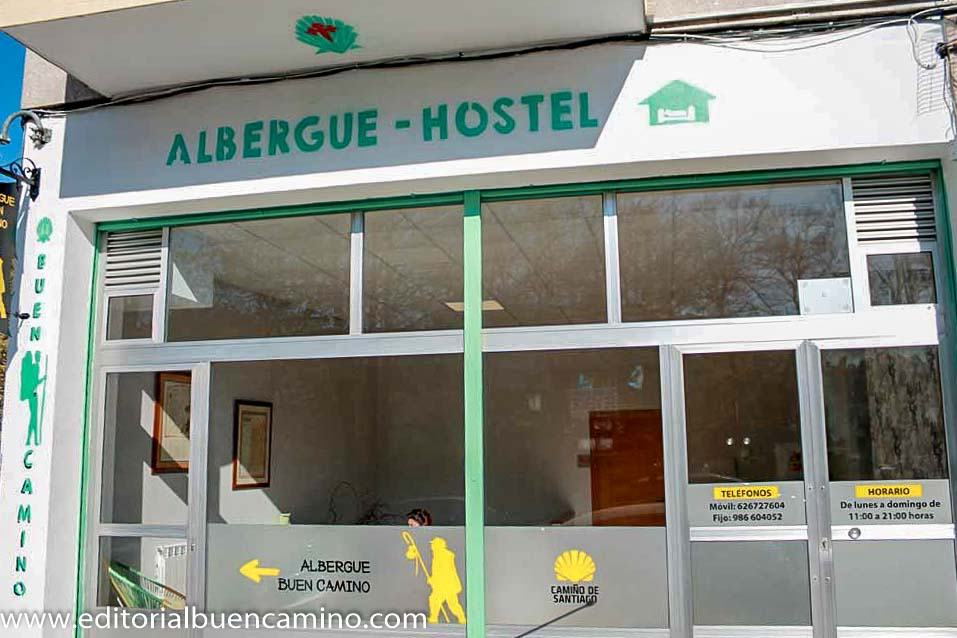 Albergue-Hostel Buen Camino Tui