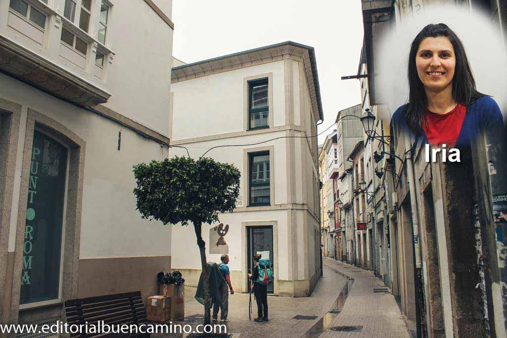 Albergue de peregrinos de Lugo