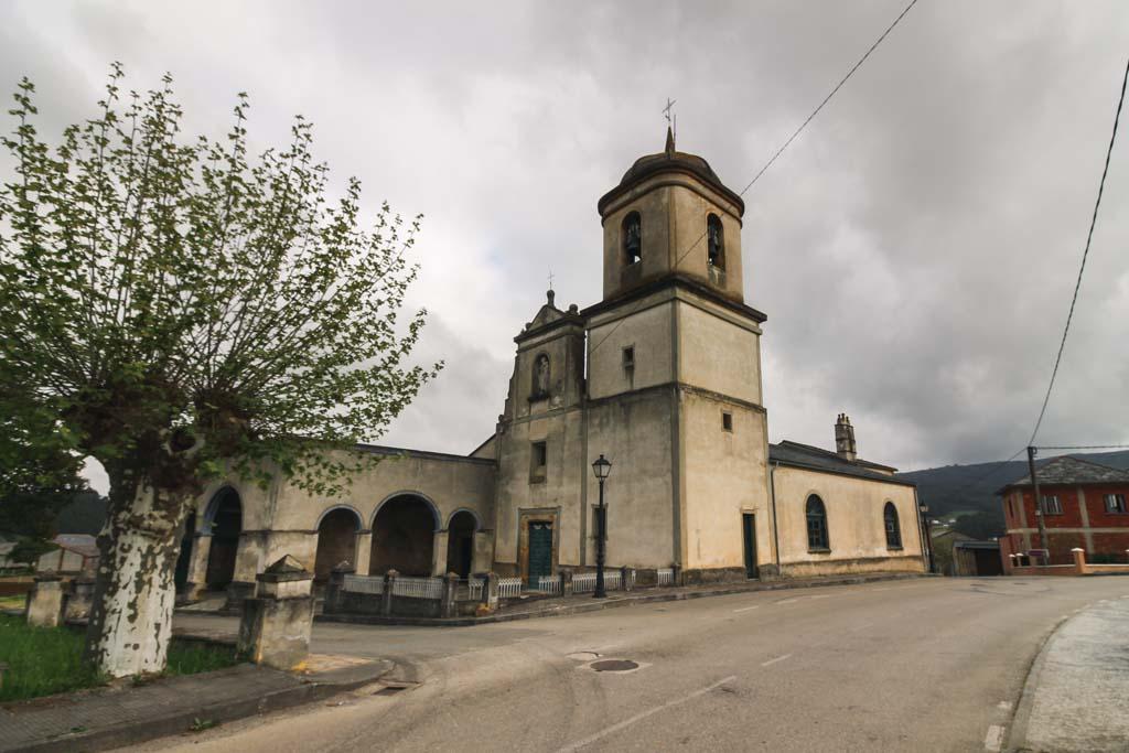 Iglesia Parroquial de Santo Tomé