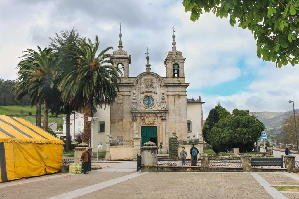 Santuario de Virgen de Os Remedios
