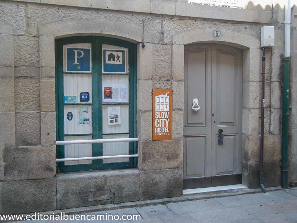 Albergue Slow City Hostel