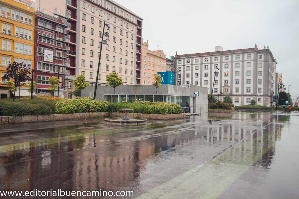 Oficina de Turismo de Ferrol