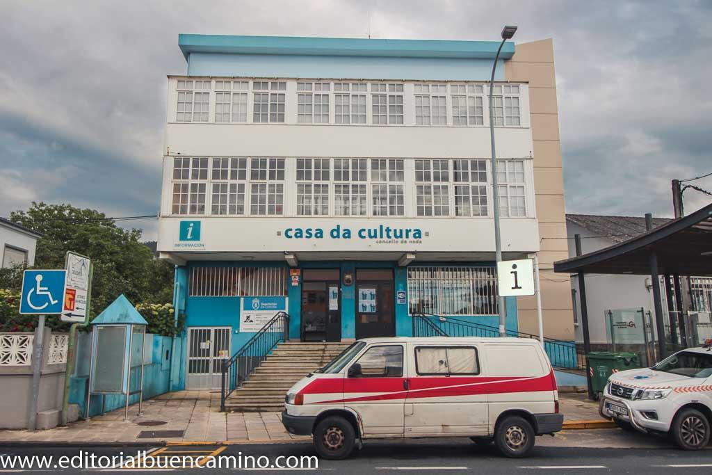 Oficina de Turismo de Neda